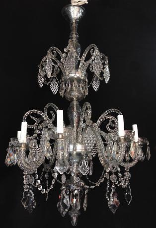 Lamparas de cristales elegante lmpara de araa dolores con - Venta de lamparas de techo ...