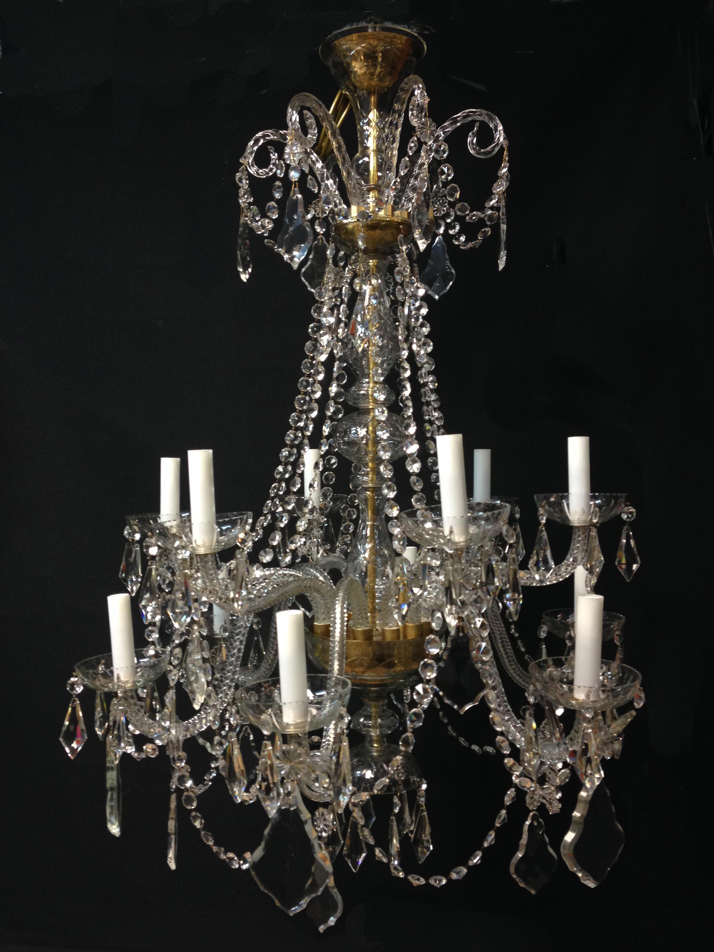 Fabricacion y venta de lamparas restauracion de lamparas de bronce cristal - Lamparas de cristal antiguas ...